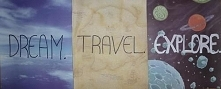 Dream. Travel. Explore. Oto cała ja :D ( + adventure)