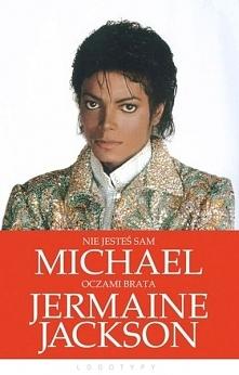 """Jermaine Jacskon """"Nie jesteś sam ,Michael oczami brata"""" obowiązkowa..."""