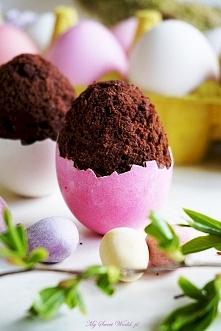 BABECZKI PIECZONE W SKORUPKACH JAJ :)przepis i sposób wykonania po kliknięciu w zdjęcie:)Gotowi jesteście na Wielkanocne inspiracje?