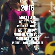 Postanowienie na Nowy Rok :)