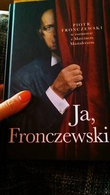 """""""Ja, Fronczewski"""" Wywiad rzeka..."""