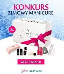 Zszywkowiczki:)  Zima w pełni! Chcecie ożywić swój look? Zdecydujcie się na wyrazisty manicure, który doda wyjątkowości nawet najbardziej banalnej stylizacji! Pokażcie swoje pro...