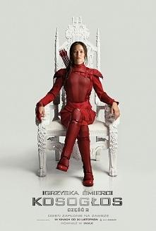 Igrzyska śmierci: Kosogłos. Część 2 ........................  Katniss Everdeen i przywódcy Dystryktu 13. rozpoczynają wielką ofensywę przeciwko dyktatorskiej władzy Kapitolu.
