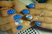 #semilac #zimowymanicure #paznokcie  zszywka.pl /u/kinnky1/zimowy-manicure-lt...