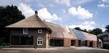 Zobacz jak starą stodołę przebudowano na dom jednorodzinny i zainspiruj się! ...