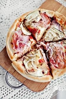 Puszysta pizza