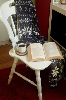 Jak pomalować stare krzesło...