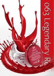 5. Legendarna czerwień, niczym Marilyn Monroe, to podstawa kuferka z lakieram...