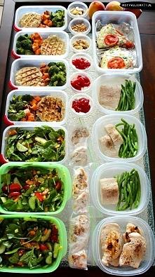 organizacja i zdrowe jedzonko