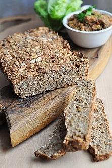 Dietetyczny chleb bez mąki <3  Przepis po kliknięciu w zdjęcie ;)