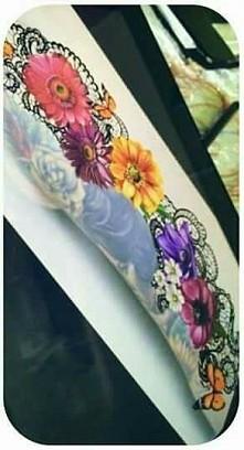 projekt tatuazu