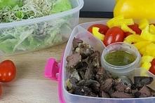 Mój lunchbox Tradycyjnie zapraszam na blog-ewusiagotuje.blog.pl