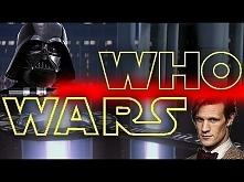 Who Wars - Doctor Who meets Star Wars Fanowskie połączenie Doctora who i gwiezdnych wojen