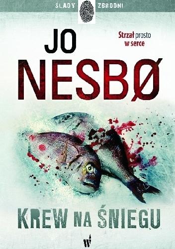 """Jo Nesbø ,,Krew na śniegu """""""