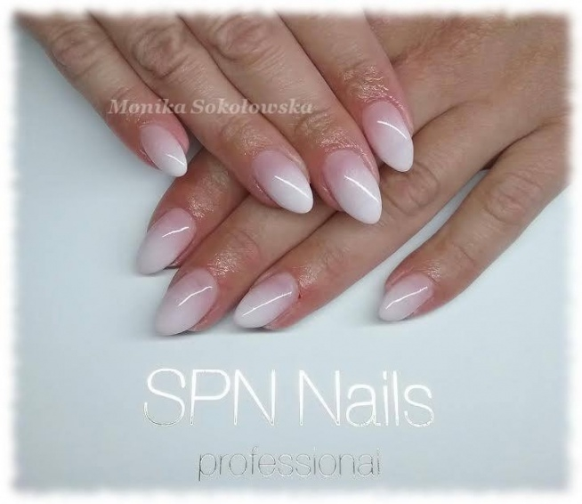 Baby boomer nails by monika studio magnetic spn nails for Baby boom salon