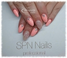 SPN Whops! Nails by Monika, Studio Magnetic, SPN Nails Team