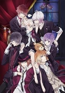 Anime: Diabolik Lovers OPIS...