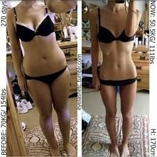 70kg vs 50kg
