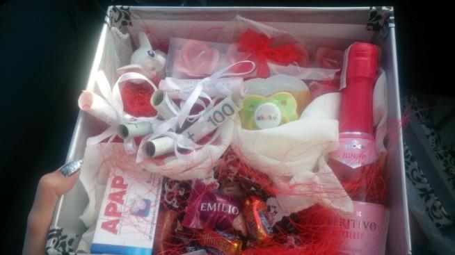 kolejne wesele więc kolejne pudełko :))