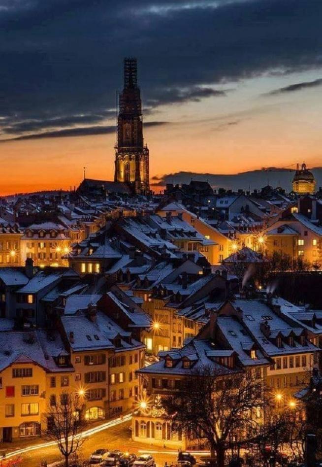 Berno - Szwajcaria