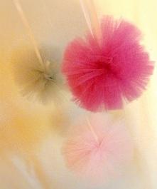 Pompony dekoracyjne różne kolory fb/perfekcyjnakartka