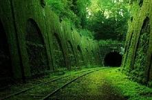 Abandoned Railroad Tunnel, ...