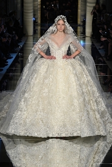 Zuhair Murad Couture Spring...