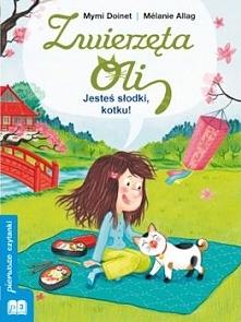 Książka w prosty sposób ukazuje dzieciom tradycje i zachowania ludzi z kraju ...