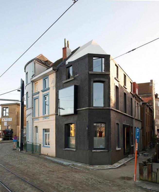 ••House G-S by GRAUX & BAEYENS architecten