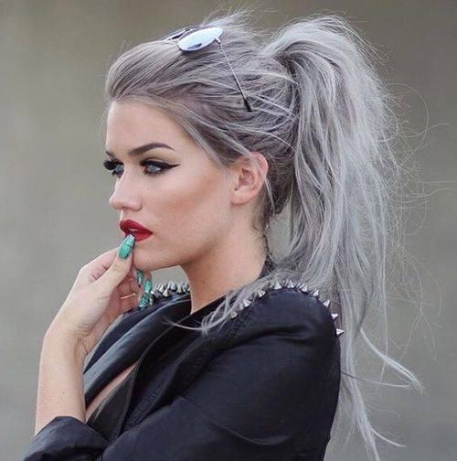 Modne kolory włosów 2016 zdjęcia >>