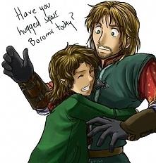 przytuliłeś/łaś dziś swojego Boromira? :D