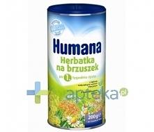 Herbatka na brzuszek Humana