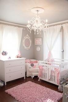 Wnętrze sypialni dla dziecka - zobacz jak zaprojektować, zaaranżować 'nursery' czyli pokoik dla niemowlaka w amerykańskim wydaniu - zobacz i zainspiruj się! Ciekawe ar...