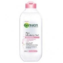 Garnier, Skin Naturals, Płyn micelarny 3 w 1 do skóry wrażliwej  Mam cerę nac...
