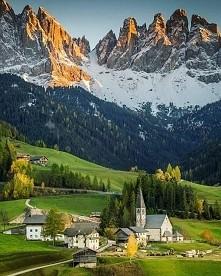 Dolomity , Włochy