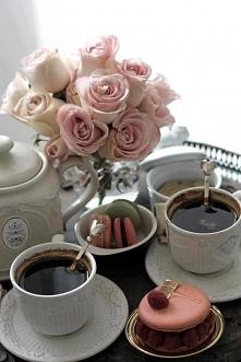 relaks przy kawie :)
