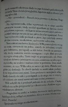 A może ktoś z Was wie skąd pochodzi ta strona? :) Jedna z wielu w tej książce...