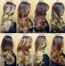 który wybierzecie dla brunetki?