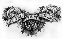 """,,TO THE ENDS OF THE EARTH"""""""