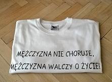 Napis wykonany niespieralnymi farbami do tkanin :)