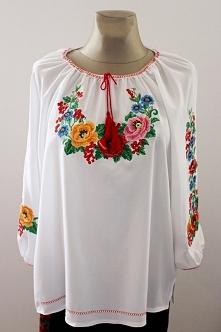 Haftowana koszula folkowa Model nr 2  Rozmiar od 34 do 60 Cena 150 zł