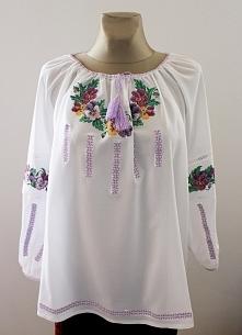 Haftowana koszula folkowa Model nr 5 Rozmiar od 34 do 60 Cena 150 zł