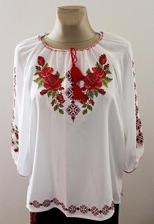 Haftowana koszula folkowa Model nr 6 Rozmiar od 34 do 60 Cena 150 zł