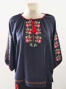 Haftowana koszula folkowa Model nr 7 Rozmiar od 34 do 60 Cena 150 zł