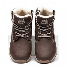 COPI Ciepłe buty za kostkę