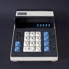 Polski kalkulator Elwro, la...