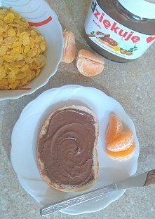 pyszne śniadanie światowy dzień nutelli