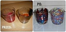 Masz ochotę odnowić stary świecznik? Albo odpicować słoik tak, żeby zrobić z niego kolorowe cudo? Nic trudnego! Na blogu adzik-tworzy.blogspot.com znajdziesz instrukcje wykonani...