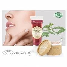 Couleur Caramel Wygładzająca baza pod makijaż   Aksamitna baza matująca Coule...