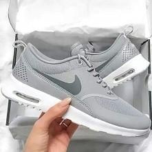 shoes, nike, grey, white